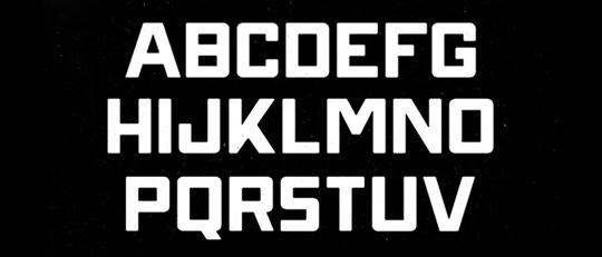 Onramp font