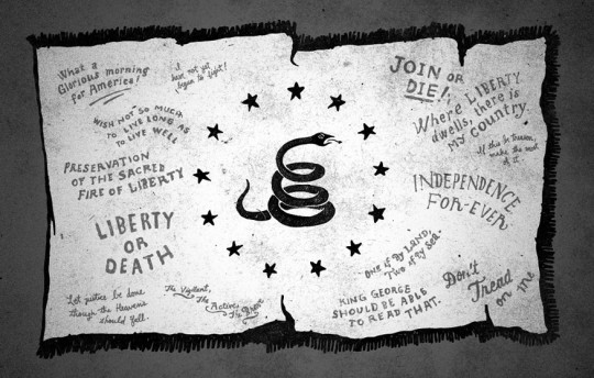 Momentus Project - The revolutionary war by Jon Contino
