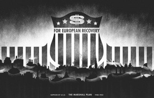 Momentus Project - The Marshall Plan by Matt Braun