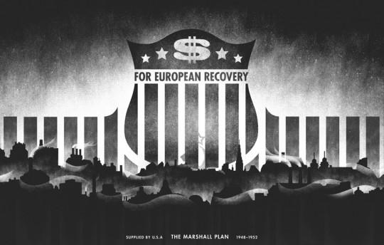 Momentus Project - The Marshall Plan by Matt Braun