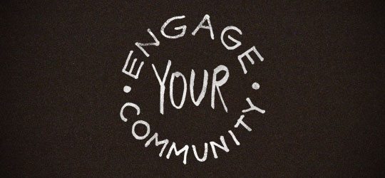 Amanda Buck - Engage your community