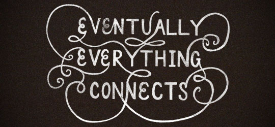 Amanda Buck - Eventually everything connects