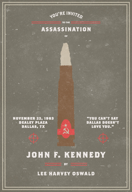 Evan Stremke - Invitation to an assassination - JFK