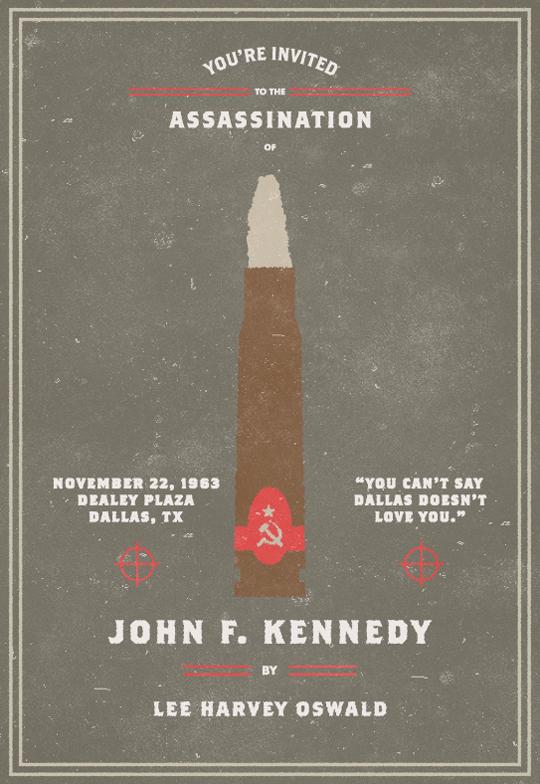 Evan Stremke - Invitation to an assassination - JFK