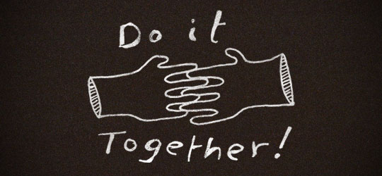 Jana Kinsman - Do it together