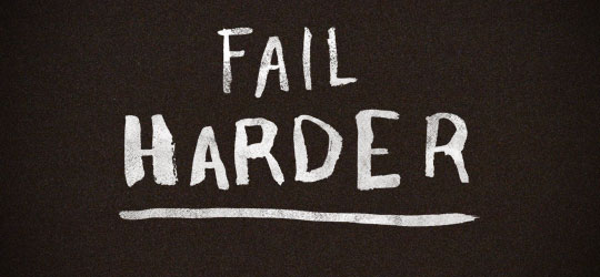 Jana Kinsman - Fail harder