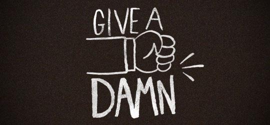 Jana Kinsman - Give a damn