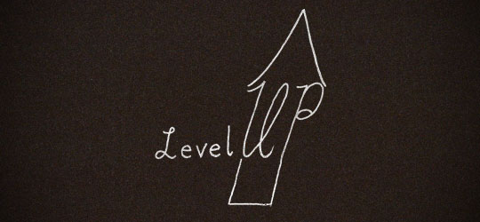 Jana Kinsman - Level up