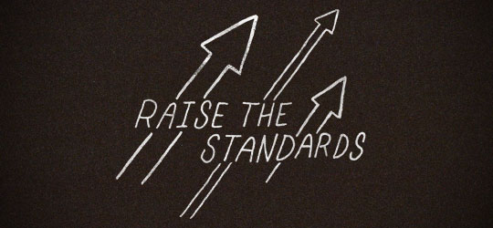 Jana Kinsman - Raiser the standards