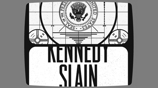 Momentus Project - The JFK assassination by Evan Stremke - Dribbble shot