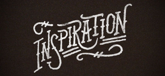 Brandon Rike - Inspiration