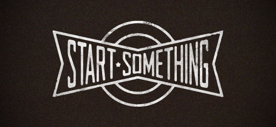 Brandon Rike - Start something