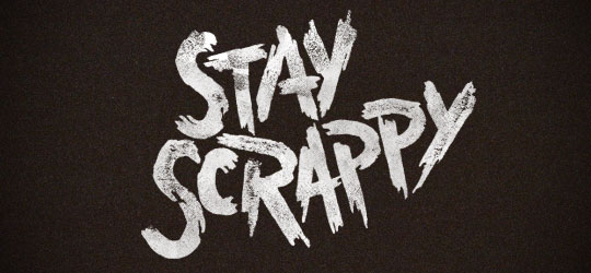 Brandon Rike - Stay scrappy