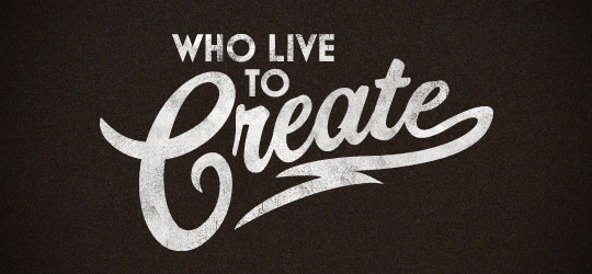Brandon Rike - Who live to create