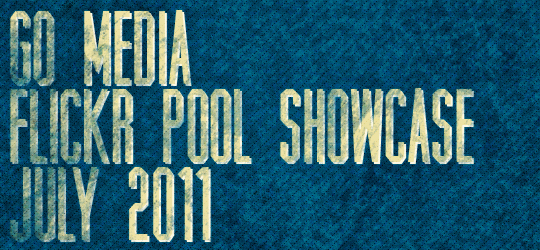 Go Media's Flickr pool showcase – July 2011