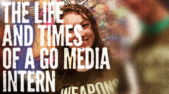 The Life and Times of a Go Media Intern