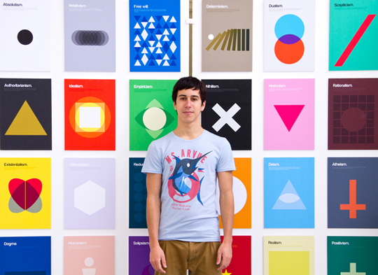 Genis Carrera - Philographics series creator