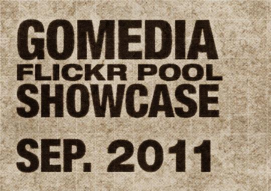 Go Media's Flickr pool showcase – September 2011