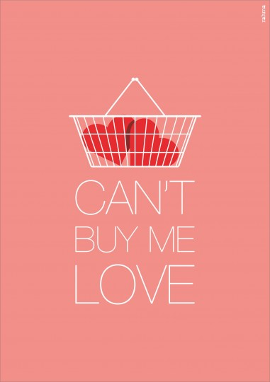 The Rahma Projekt - Can't buy me love