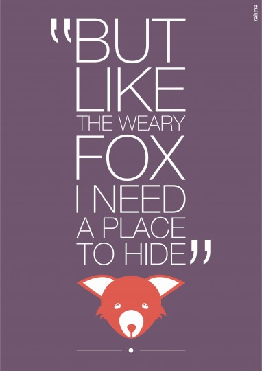The Rahma Projekt - Weary fox