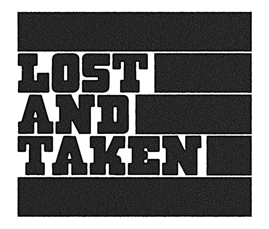 SAoS Lost and Taken poster tutorial - Type texture 08