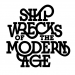 Ship Wrecks Of The Modern Age by Dan Cassaro
