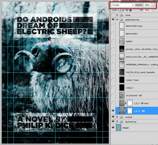 SAoS - Do androids dream of electric sheep? - Global texturing 01
