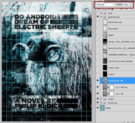 SAoS - Do androids dream of electric sheep? - Global texturing 05