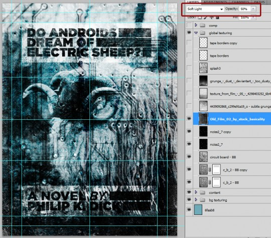 SAoS - Do androids dream of electric sheep? - Global texturing 08