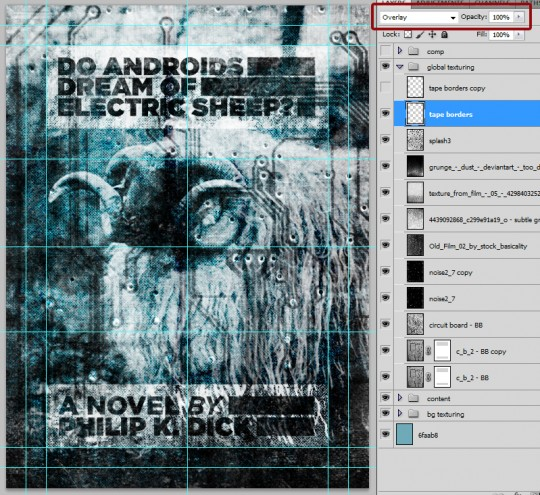 SAoS - Do androids dream of electric sheep? - Global texturing 13