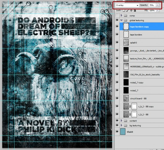 SAoS - Do androids dream of electric sheep? - Global texturing 14