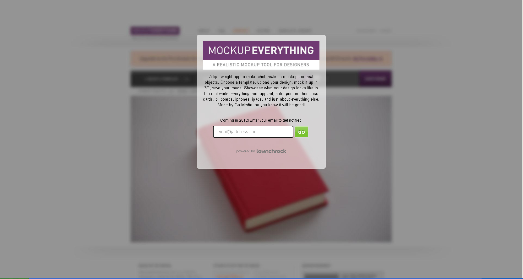 mockupeverything screen shot