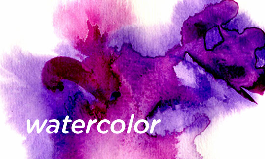 Watercolor Design Trends: Where We've Seen Them & How to Use Them