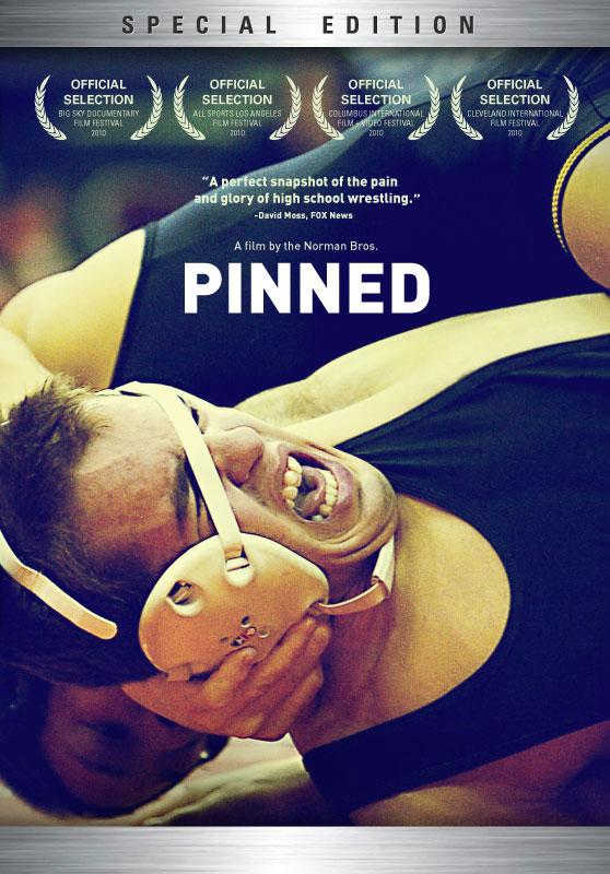 Pinned Movie Dvd Pinned Dvd Case