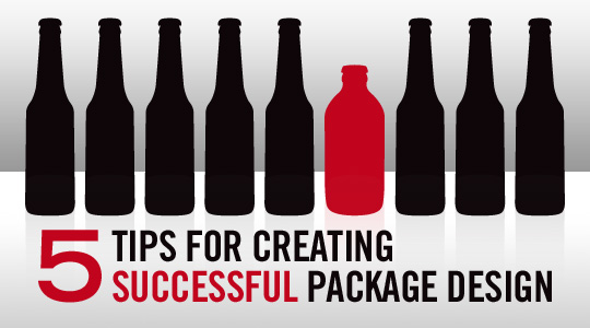 5 Tips for Creating Successful Packaging Design.