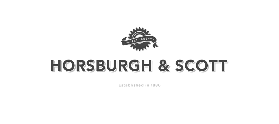 Horsburgh & Scott Logo Design