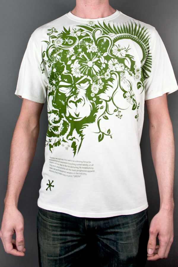 Jakprints Touch & Feel T-Shirt Design - Eco