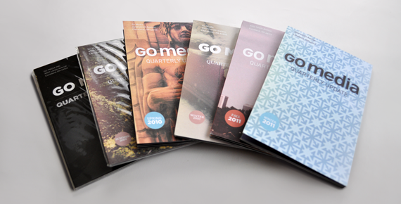 Go Media Mailers Brochure Design Spread