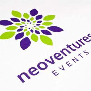 Neoventures Events Logo Design