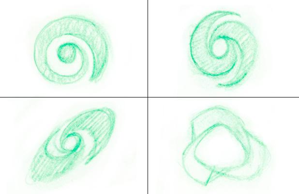 Futurescale Logo Design Sketches