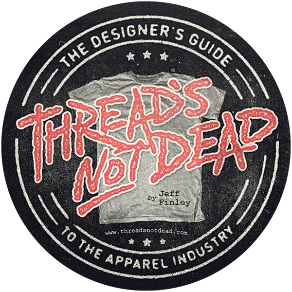 Thread's Not Dead by Jeff Finley