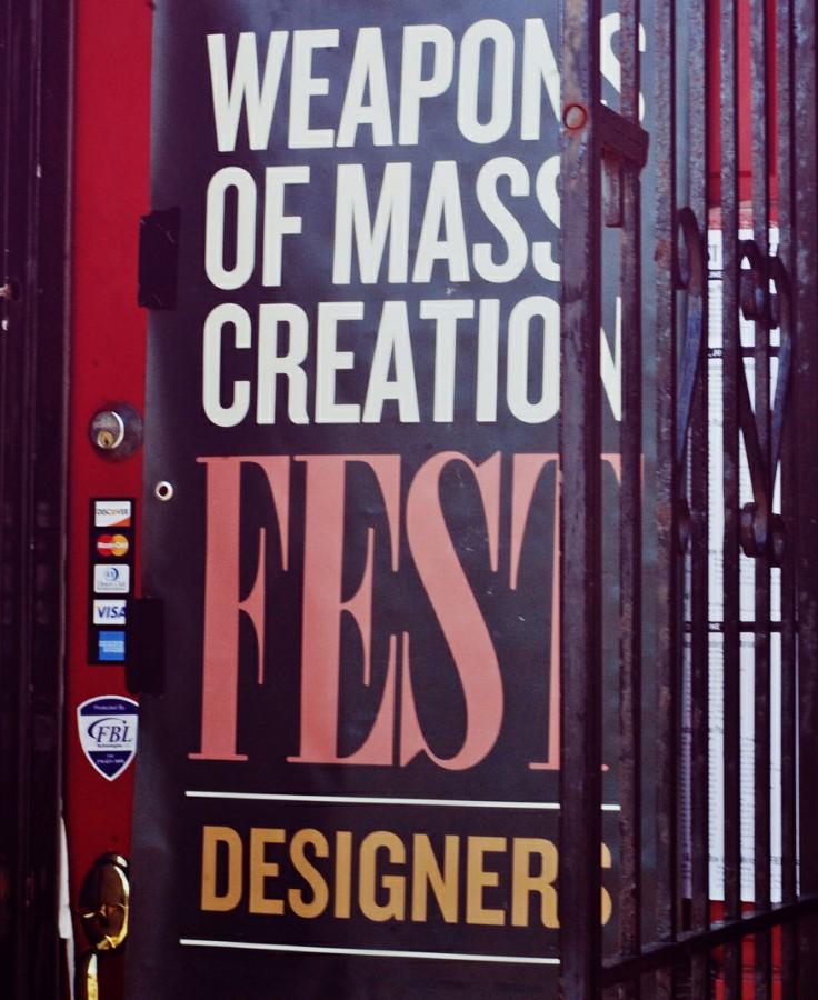 wmc fest door banner
