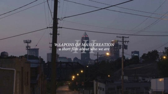 Weapons of Mass Creation Fest 2012 - Video recap - https://vimeo.com/45246552
