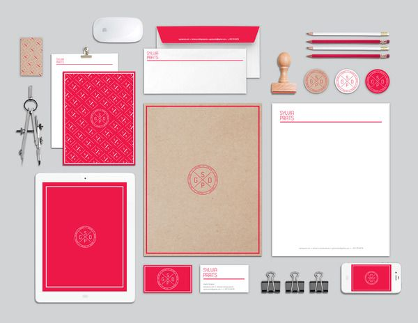 beautiful branding layouts 39