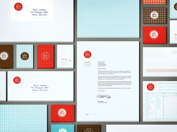 beautiful branding layouts 45