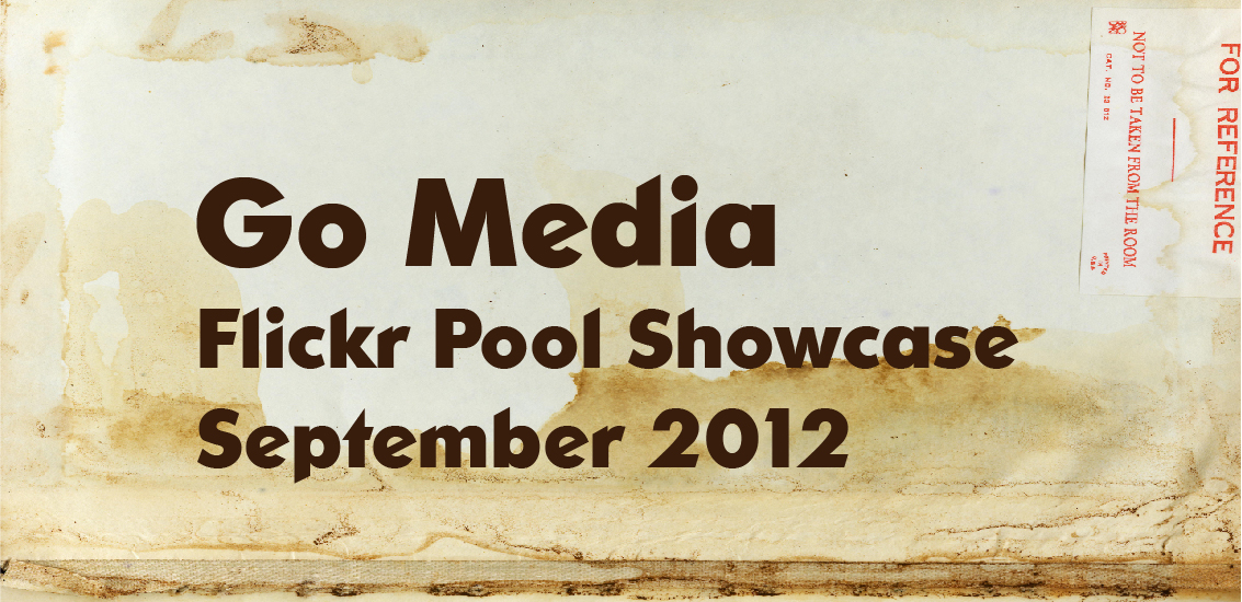 Flickr pool showcase header september2012 go media for Pool showcase