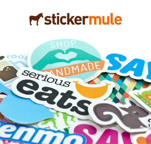 Stickermule she knows giveaway