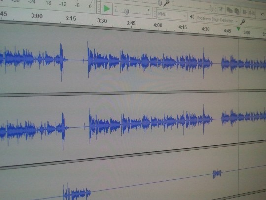 Podcast Editing