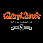 Gum Cards by James White
