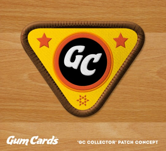 Gum Cards Patch Concept